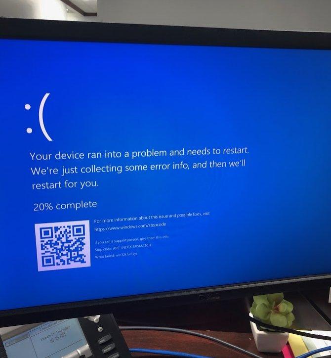 eroare problema windows 10 update