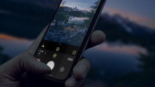 """Aplicația care te pune să aștepți """"developarea"""" pozelor pe care le faci cu telefonul"""