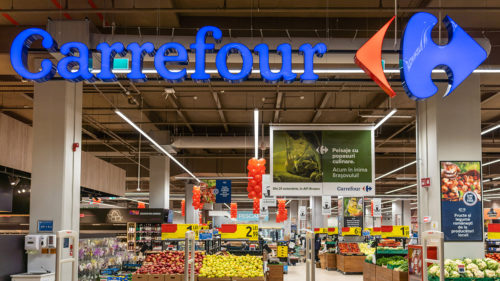 Premiera extraordinară făcută de Carrefour în România: surpriza pentru clienți e chiar la casă