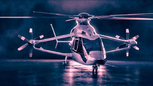 Cel mai rapid elicopter, construit cu ajutorul românilor: cea mai importantă componentă a fost fabricată la noi