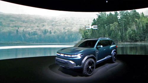Mașinile prin care Dacia vrea să dea lovitura până în 2025: de la cel mai scump la cel mai spațios model