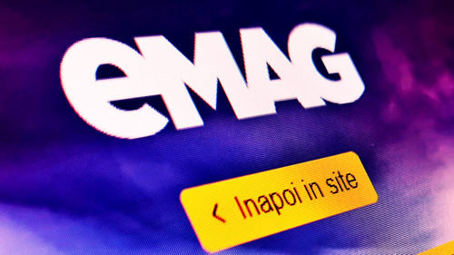 Ofertele surpriză de la eMAG: telefoane, televizoare și laptopuri la preț de chilipir