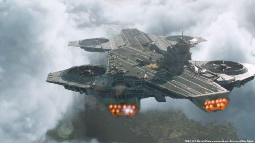Pentagonul lucrează la realizarea unei nave gigantice. La ce va folosi și când va fi gata