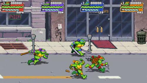 <span class='highlight-word'>VIDEO</span> Țestoasele Ninja se transformă într-un joc desprins din secolul trecut, pentru melancolicul din tine