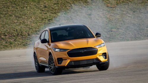 Mașina electrică pe care ți-ai dorit-o cu adevărat, confirmată: cât costă un Ford Mustang Mach-E GT