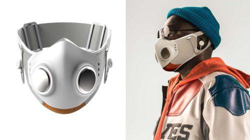 VIDEO Această mască arată total SF și te apără de COVID: ce e Xupermask, invenția solistului Black Eyed Peas