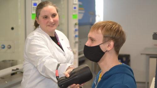Camera portabilă inovatoare care poate ajuta la descoperirea cancerului în timp record