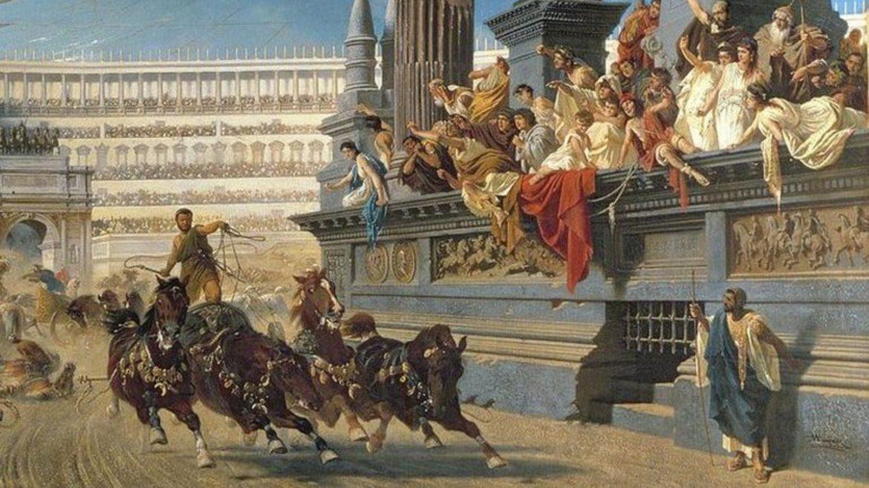 Povestea sportivului de acum 2.000 de ani care câștiga sume uimitoare chiar și pentru prezent