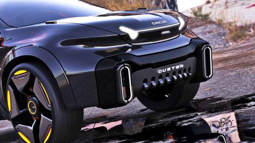 Dacia care nu poate decât să te uimească: cum arată cel mai ambițios Duster