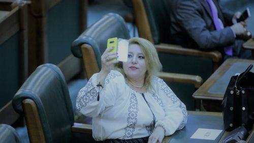 YouTube, reacție după scandalul făcut de Diana Șoșoacă în Parlament: ce mesaj a primit Senatul