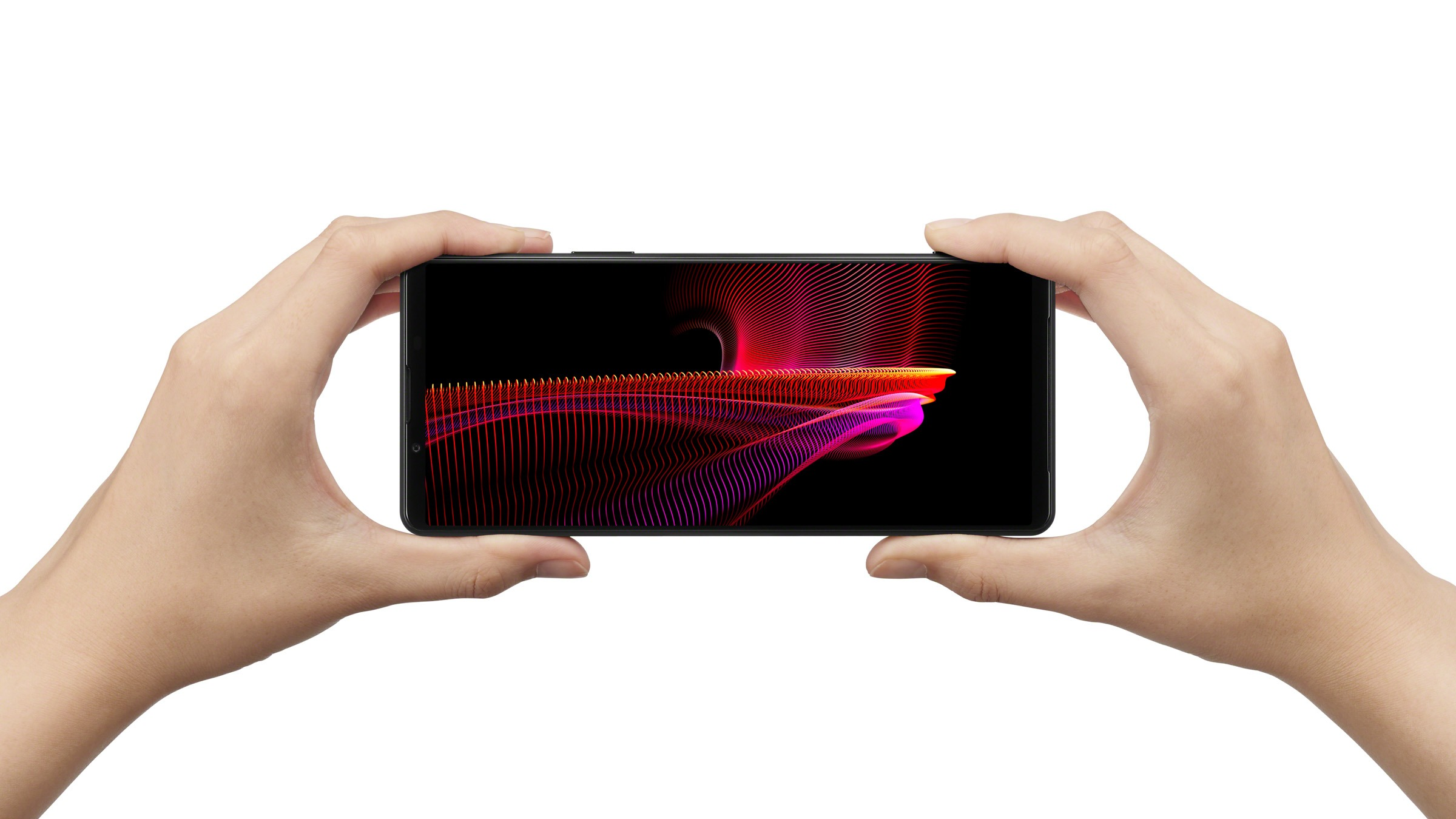front Sony Xperia 1 III