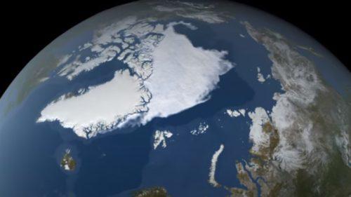 Schimbarea care se vede din satelit: fenomenul observat de NASA e un rezultat direct al încălzirii globale