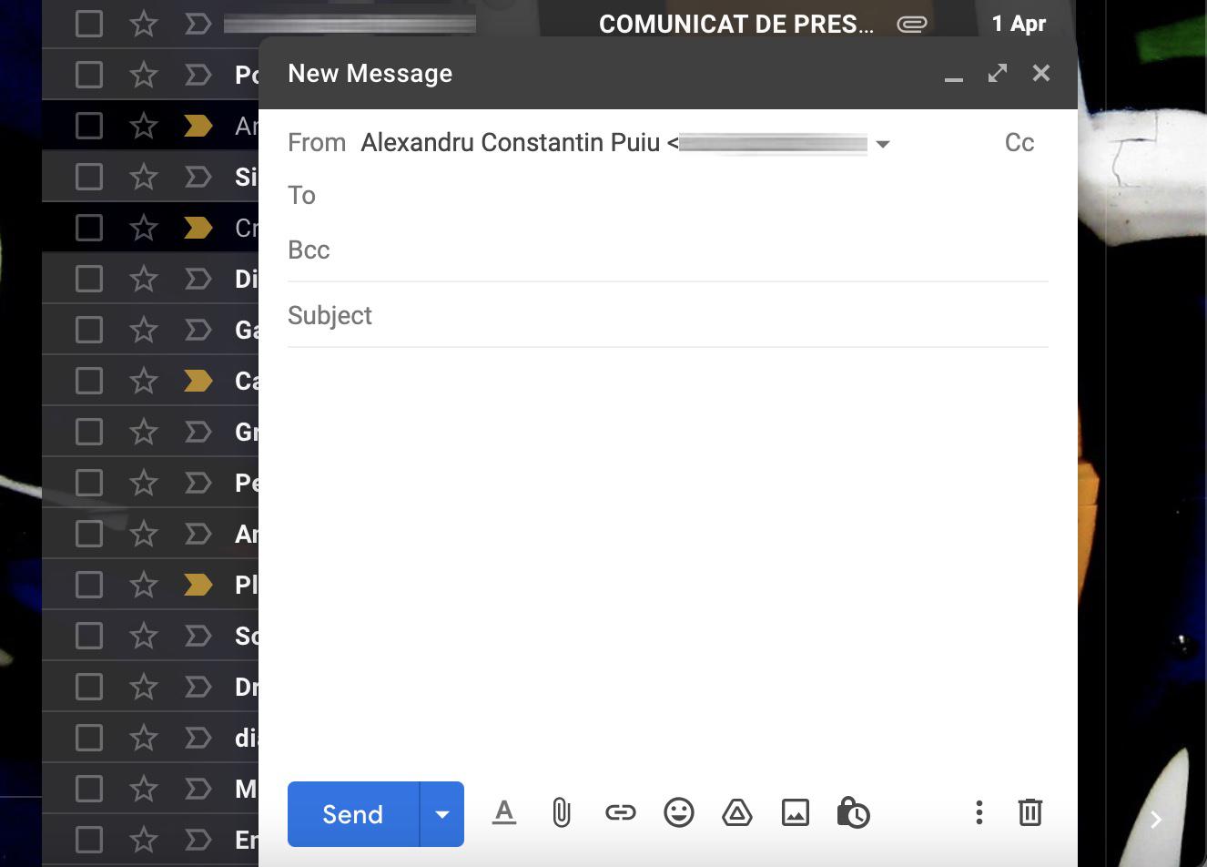 gmail adresa email