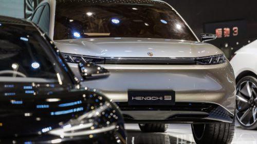Salonul Auto de la Shanghai, prilej pentru constructori să arate că se pot bate cu Tesla: cu ce vin producătorii