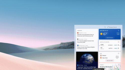 VIDEO Schimbarea Windows 10 care are rolul să te țină informat: ce aduce nou