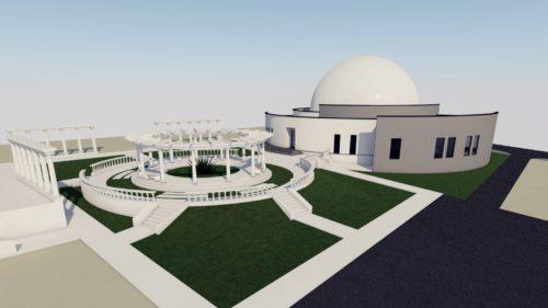 Observator astronomic și planetariu de nivel european, într-un orășel de provincie din România. Unde se construiesc, cu bani europeni