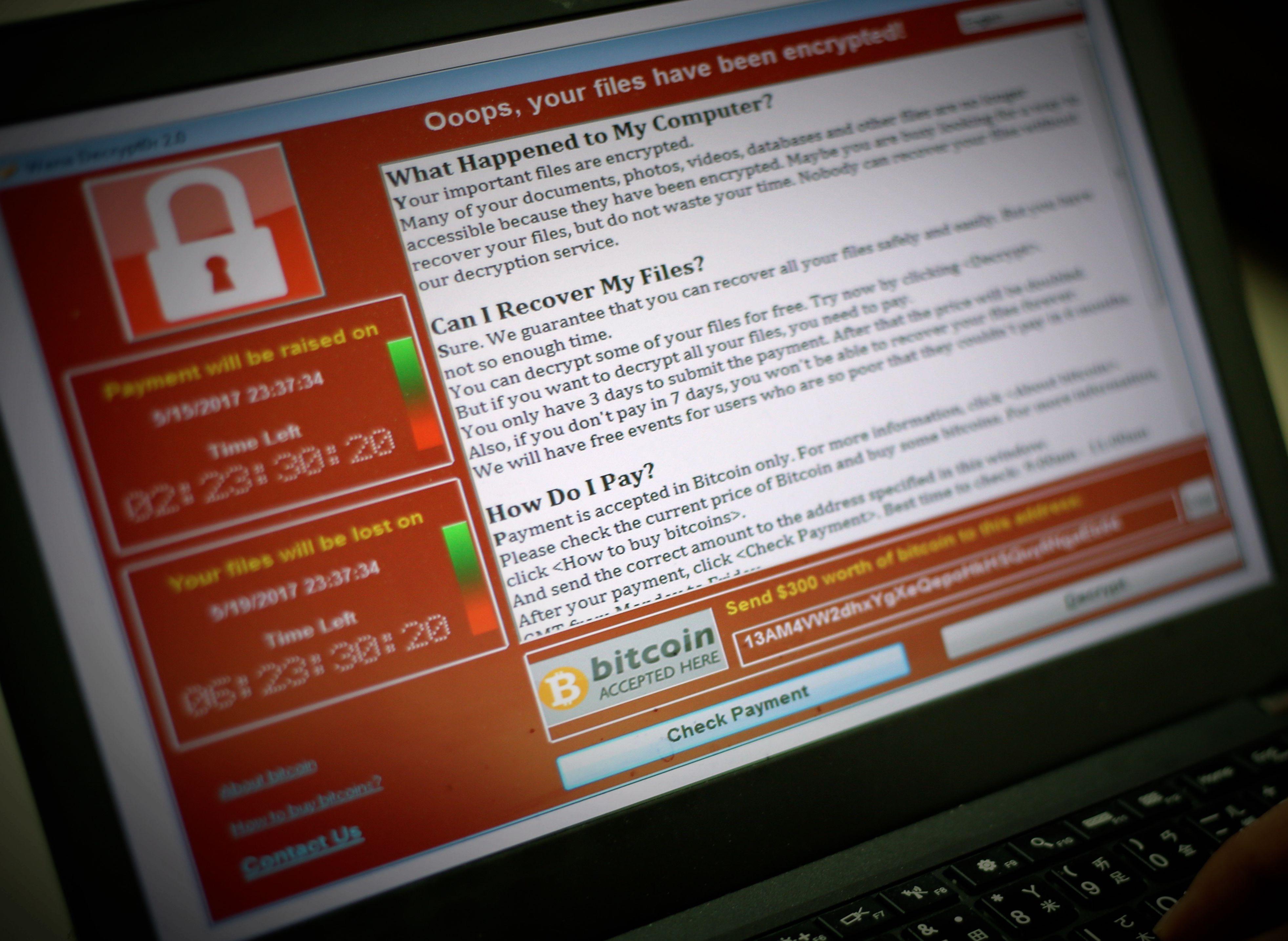 noua metodă ransomware