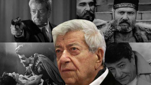 Remember: Ion Dichiseanu. Filmele care l-au făcut celebru pe marele actor român