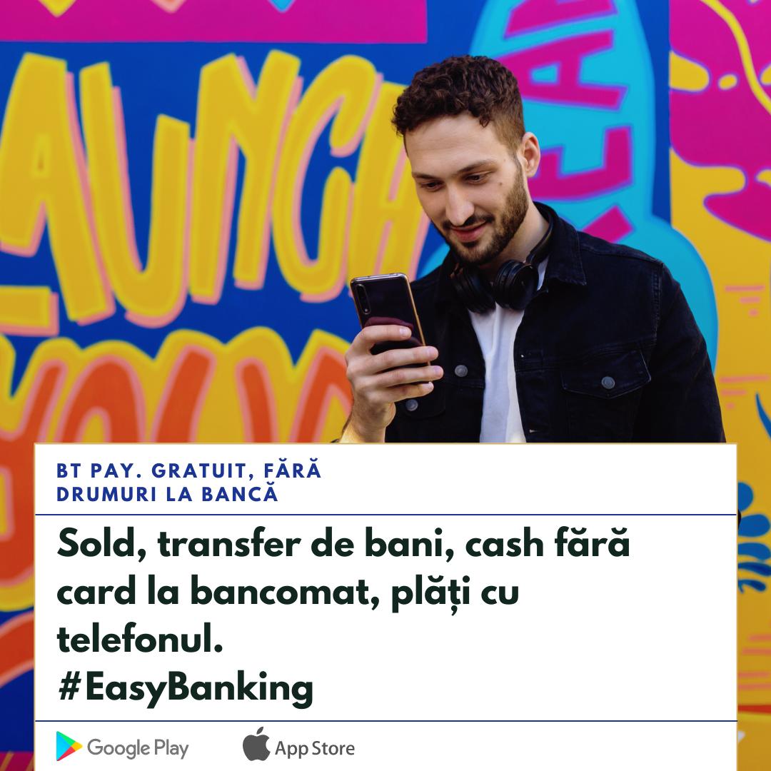 banca transilvania bt pay facebook