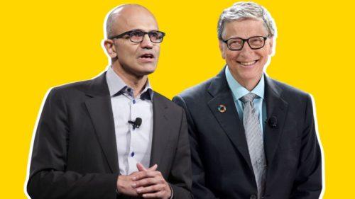 Noul CEO al Microsoft comentează dur, pentru prima dată, idila lui Bill Gates cu o angajată