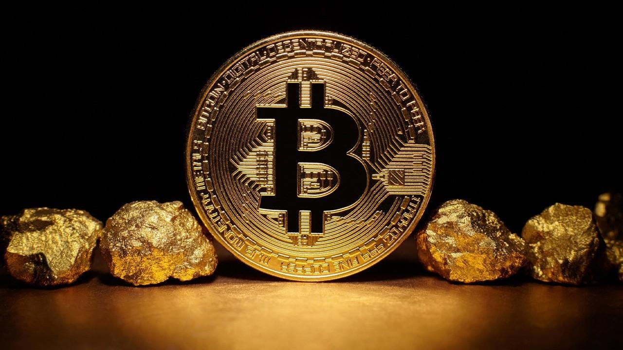 bitcoin piața share pie)