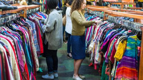 """Pariu pe second-hand: ce legătură are H&M cu platforma de pe care-ți cumperi haine """"la mâna a doua"""""""