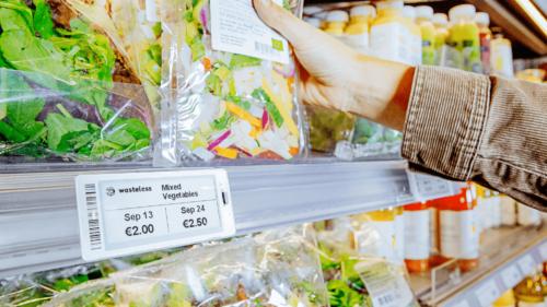 Magazinele alimentare din această țară testează un sistem bazat pe AI pentru reducerea risipei de alimente