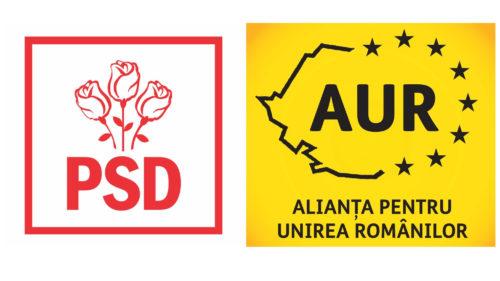 """PSD își dă mâna cu AUR, pentru o """"cauză nobilă"""": anunțul lui Ciolacu despre moțiunea de cenzură"""
