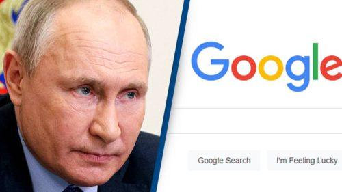 """Rusia lovește Google la încasări: primele amenzi pentru """"conținutul ilegal"""" pe care îl găsești pe motorul de căutare"""