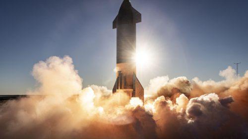 SpaceX va lansa racheta Starship de pe platforme plutitoare până în 2022. Cum arată portul spațial futurist creat de Musk