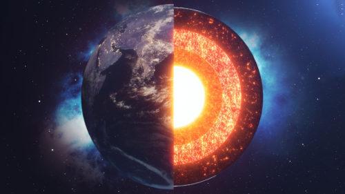 Anomalia din centrul Pământului, posibil motiv de îngrijorare: opinia cercetătorilor