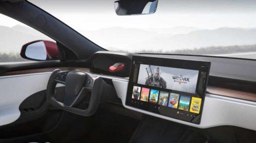 Noile Tesla, la fel de bune ca PlayStation 5: ce au în comun o consolă și o mașină