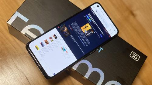 REVIEW realme GT 5G, probabil cel mai bun telefon la banii ăștia, mai ales pentru gaming