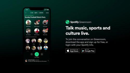 Spotify lansează rivalul Clubhouse: de ce e atât de special Greenroom