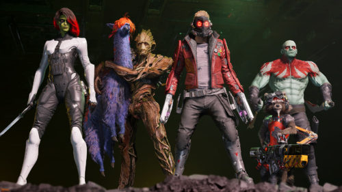 VIDEO Guardians of the Galaxy, un joc video promițător: când te bucuri de creația Marvel