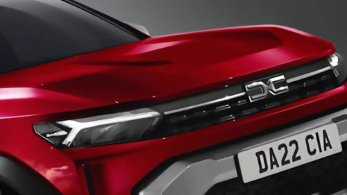 VIDEO Dacia, prima imagine cu noua versiune Duster facelift: detaliul care face diferența