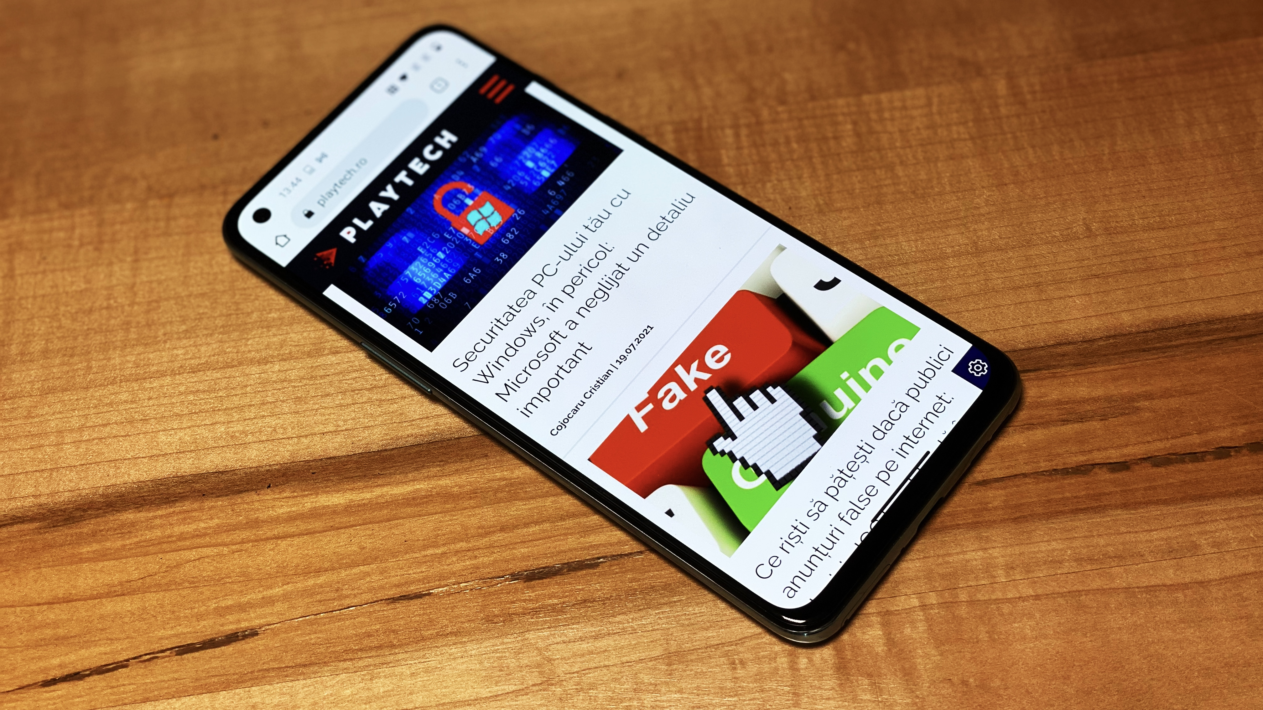OnePlus Nord 2 5G - review Playtech.ro