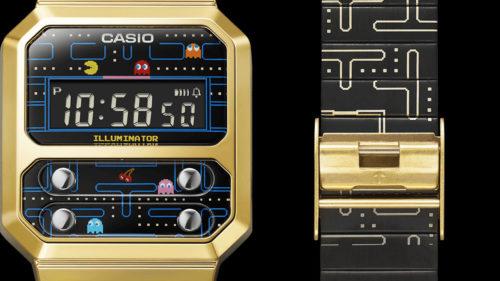 Pac-Man la oră fixă, pentru nostalgici: producătorul de ceasuri îți readuce personajul, la încheietura mâinii