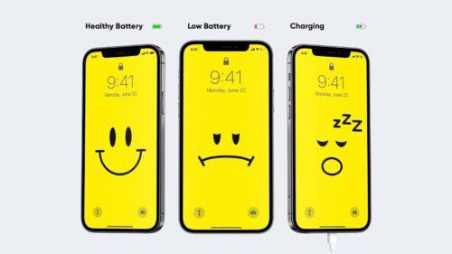 Utilizatorii de iPhone vor fi încântați: fundalul care îți reamintește să îți încarci telefonul