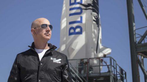 Ziua în care Jeff Bezos pleacă în spațiu: unde vezi LIVE evenimentul