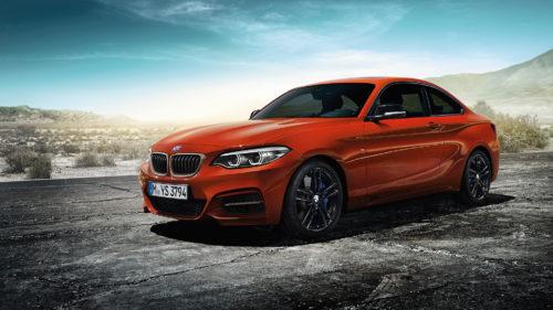 FOTO VIDEO Noul BMW care-ți taie respirația: cum arată Serie 2 Coupe