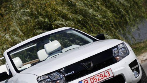Dacia senzațională pe care o poți vedea pe stradă. Duster Summer bate Range Rover sau orice BMW