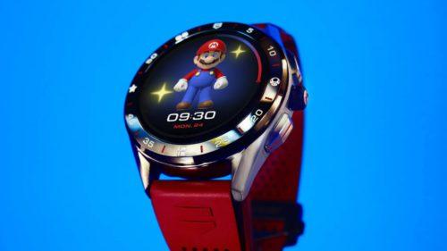 Tag Heuer lansează un smartwatch Super Mario: la ce preț poți cumpăra ceasul