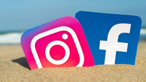Cea mai ciudată reclamă de pe Instagram este la Facebook: motivul neobișnuit din spatele mesajului