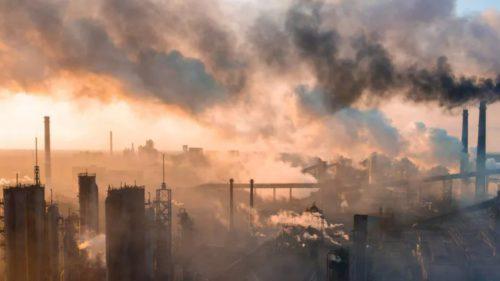 Cum poluarea aerului din această țară s-a transformat în artă