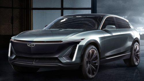 Cadillac pregătește prima mașină de lux electrică: cât costă Lyriq