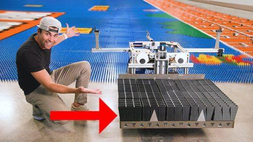 Robotul care a intrat în Cartea Recordurilor: performanță incredibilă în doar 24 de ore