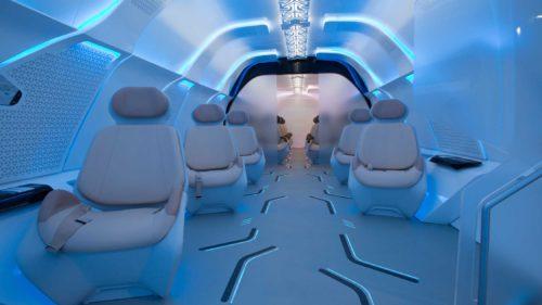 Vei călători cu Virgin Hyperloop cu mai mult de o mie de kilometri la oră: când va fi posibil