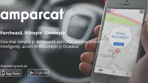 Cum plătești prin aplicaţia AmParcat, de fapt. Tot ce trebuie să știi pentru a-ți lăsa mașina legal