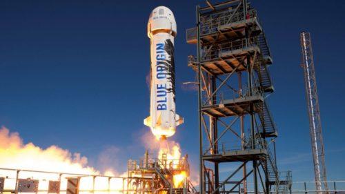 Blue Origin, în proces cu NASA: motivul din spatele procesului ciudat al lui Jeff Bezos